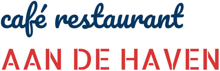 Café Restaurant Aan de Haven